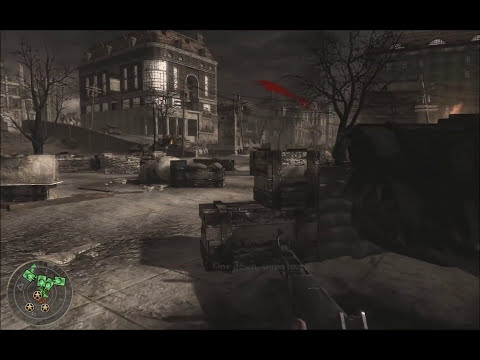 Call of duty 5 German Campaign part 3 Counter-attack