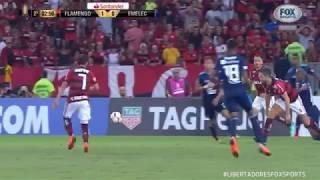 Libertadores 2018 HD Gol de Everton Ribeiro! Flamengo 2 x 0 Emelec