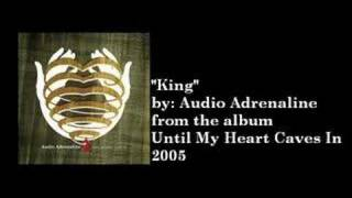 Watch Audio Adrenaline King video