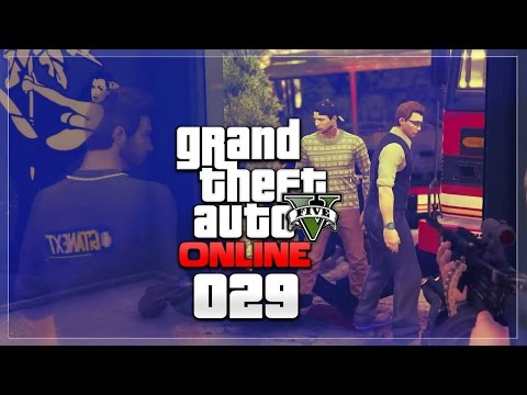 GTA ONLINE #029 - KRIEG, MASSENMORD & Bahama Mama Club [HD+]   GTA 5 PS4 Let's Play