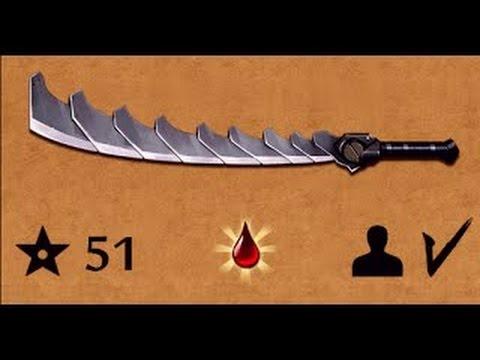 Как сделать оружие из игры бой с тенью 2 из бумаги