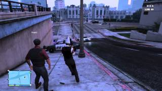 GTA 5 God Mode Hack\Cheat Ponjee93