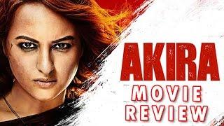 Akira - Full Movie Review in Hindi | Sonakshi Sinha | Latest Bollywood Movies Reviews 2016