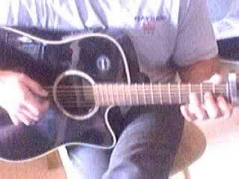 apprendre l intro en arpege du sud de ferrer a la guitare