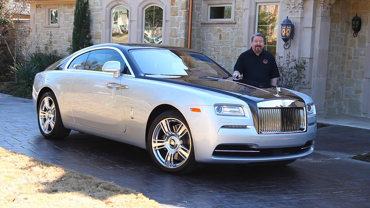 Rolls Royce Wraith Video Review Rolls-royce Wraith Review