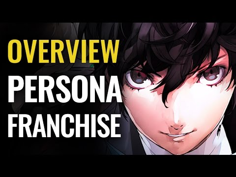 The History Of The Persona Series