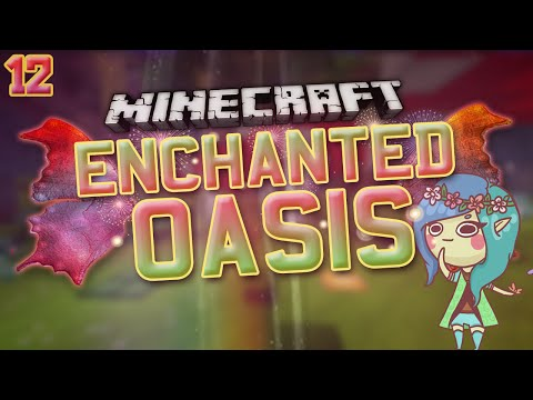 Minecraft: Enchanted Oasis salem Cat 12 video