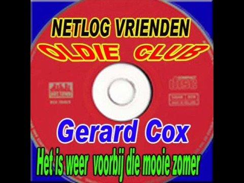 Gerard Cox - T' is weer voorbij  die mooie zomer