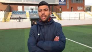 Feriköy TD Şaban Acar maç sonu röportajı