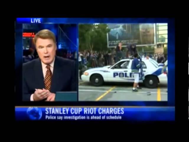 Lawyer Michael Shapray Explains Vancouver Riot Charges