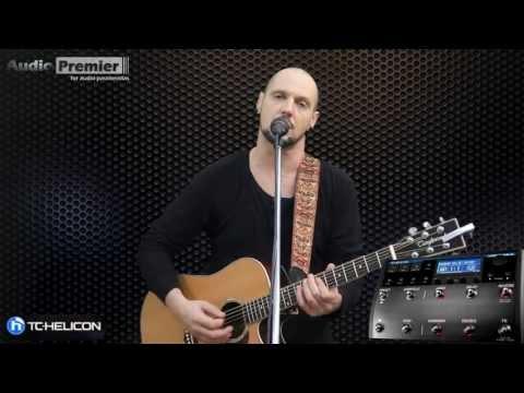 TC Helicon - Zambrana - Voice Live 2