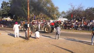 Tractor tochan at pind jodhan