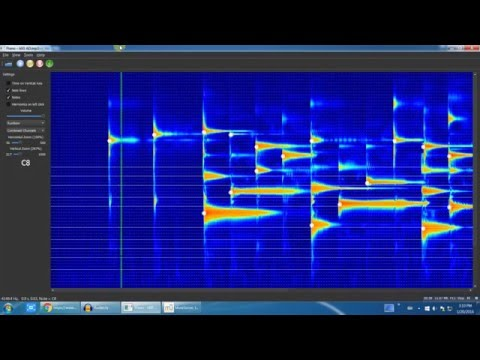 The fastest way to transcribe a song