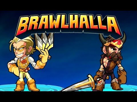 BRAWLHALLA - He Ain't Playing Any Games This Time!!!!