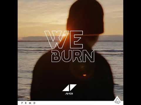 Avicii - We Burn (Faster Then Light)