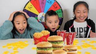 You EAT Whatever I SPELL Challenge!! CKN Toys