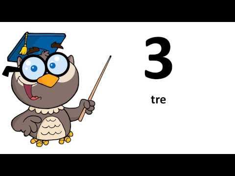 Nauczyć Się Języka Włoski  # Od 0 Do 9