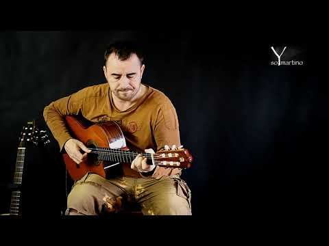 SOMEBODY (Depeche Mode) - fingerstyle arrangement by soYmartino