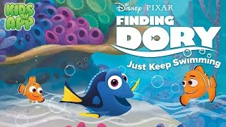 Finding Dory: Just Keep Swimming (Disney) - Best App For Kids