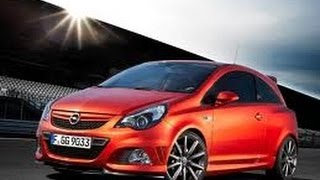 Наши Тесты Opel Corsa OPC