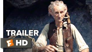 Video clip The BFG Official Trailer #2 (2016) - Mark Rylance, Bill Hader Movie HD