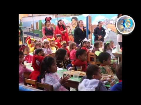 Intervención en Jardín Infantil por el Día del Niño