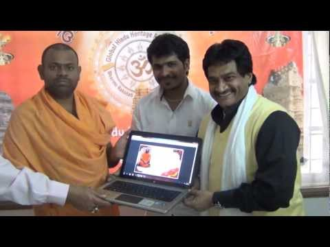 Aalayavani 24 7 Telugu Web Radio Launching Part1 video