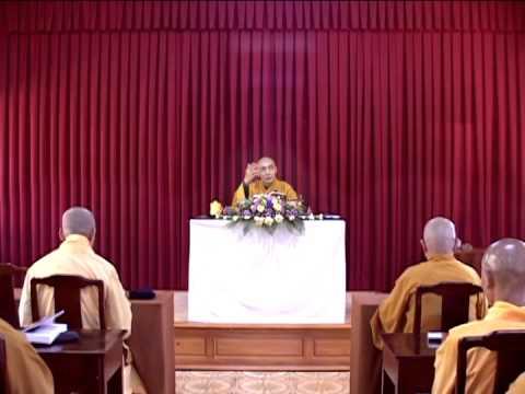 Phần 18 - Kinh Thủ Lăng Nghiêm giảng giải