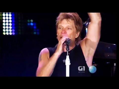 Bon Jovi  Always Live Without Richie & Tico Torres 2013 Hd video