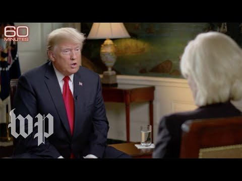 8 noteworthy moments from Trump's '60 Minutes' interview
