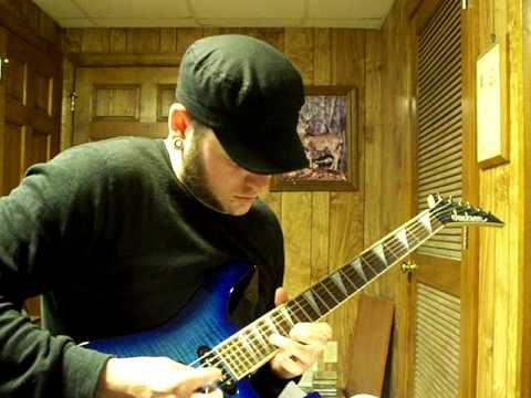 Dethklok - Duncan hills coffee jingle (Guitar Cover)