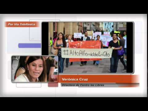 Demandarán con marcha que se declare la Alerta de Género para Guanajuato