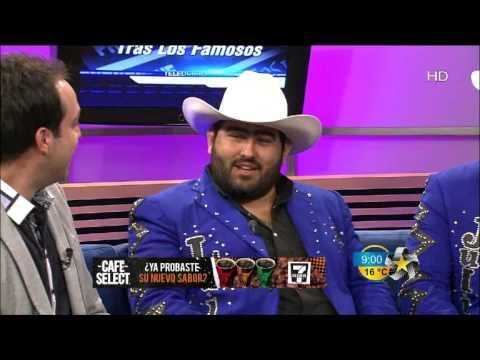 Luis y Julián Jr. en Telediario