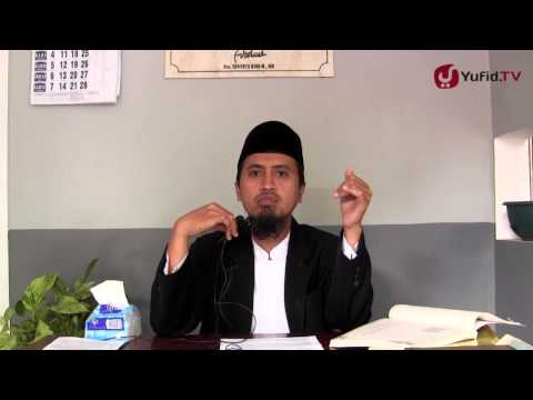 Kajian Keluarga dan Pendidikan Islam: Karakter Pendidik Sukses Bagian 6 - Ustadz Abdullah Zaen, MA