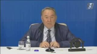 'Стань лучшим в своём деле'  Нурсултан Назарбаев