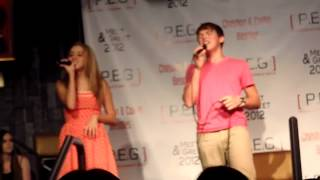 Eben Franckewitz &amp; Skylar Dayne- Mercy at Chicago Meet &amp; Greet!