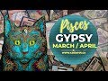 💞 PISCES MARCH-APRIL 2018 ***GYPSY ORACLE FORECAST***