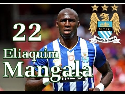 ► Eliaquim Mangala ✪ Monster Defence✪ Skills Goals ✪ Welcome to Manchester City