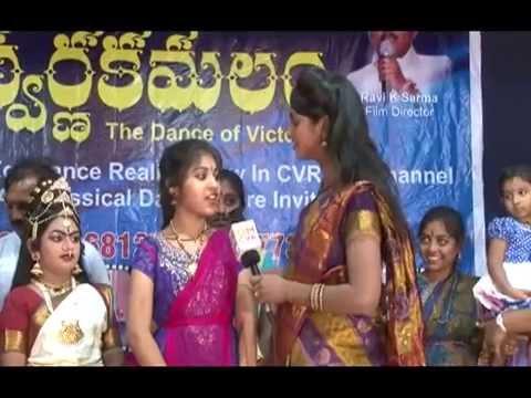 Making Of Swarnakamalam By Netranjali Arts For Cvr Om video