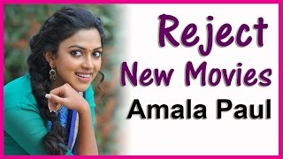 Amala Paul Reject New Movies | Latest Tamil Cinema News