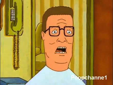 Youtube Poop - Hank Rubs One Out