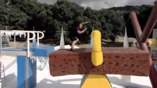 Wipeout Season 4  Best Moments
