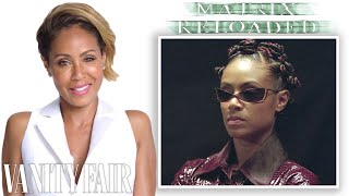 "Jada Pinkett Smith Breaks Down Her Career, from ""True Colors"" to ""Girl's Trip"" 