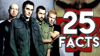 Download Lagu 25 Breaking Benjamin Facts That You Probably Didn't Know! (25 Facts) Gratis STAFABAND