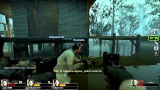 Left 4 Dead 2 (Gameplay) - Enfrentamiento - Parte #12
