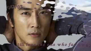 Song Seung Heon in New Zealand Aug 2012