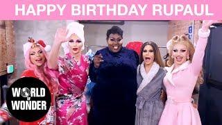 Happy Birthday RuPaul!