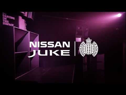 Ministry of Sound & Nissan JUKE Box (Behind The Scenes)