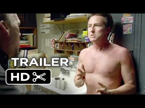 Birdman Teaser TRAILER 1 (2014) - Edward Norton, Zach Galifianakis Movie HD