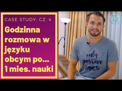 Case Study 4 -  Pierwsza Rozmowa Po Francusku